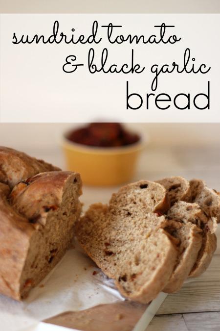 sundried-tomato-and-black-garlic-bread-recipe-pinterest